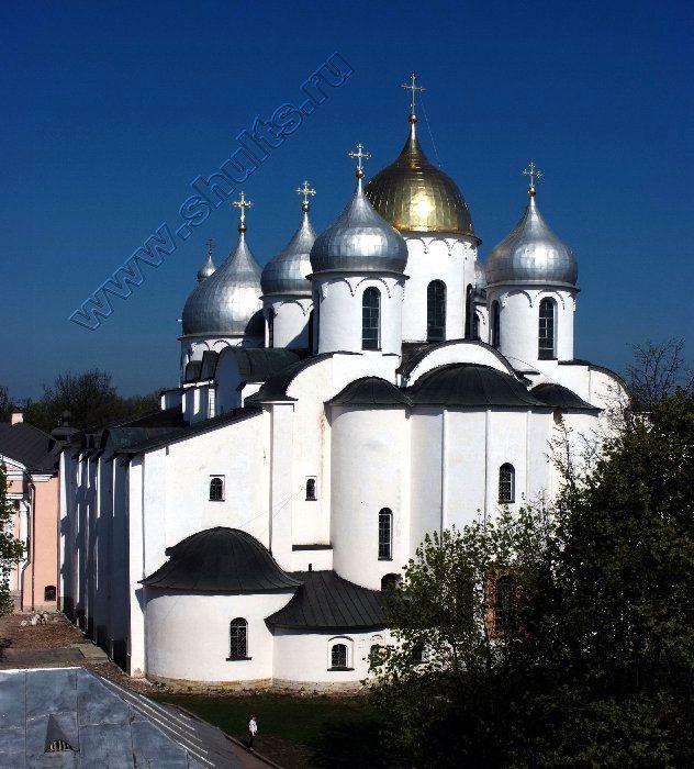 софий собор фото в великом новгороде